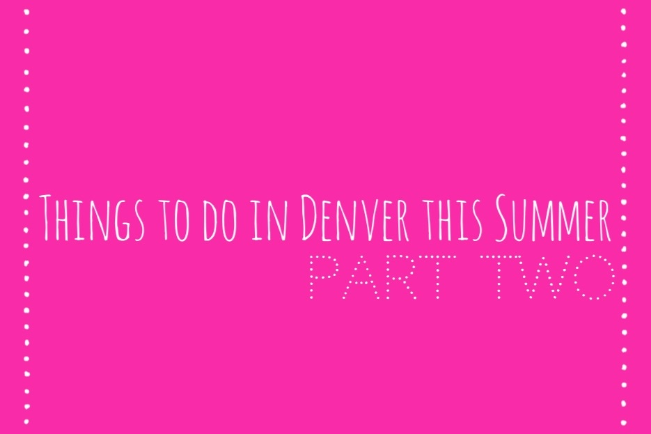 Things to do in Denver 2