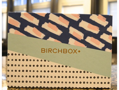 March Birchbox Samples and Review