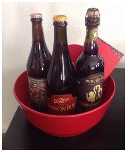 Beer Gift Basket