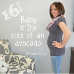 My Baby Bump Week to Week: 16 Weeks