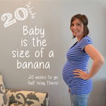 My Baby Bump Week to Week: 20 Weeks