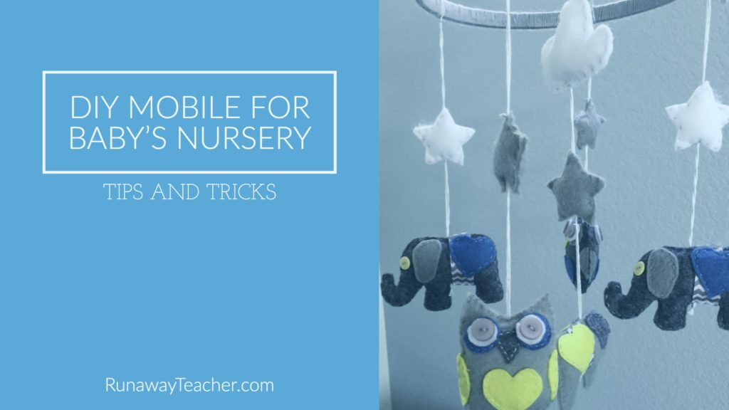 Diy Mobile For Baby S Nursery Tips And Tricks Runaway