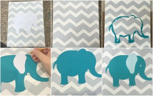 Painting an Elephant