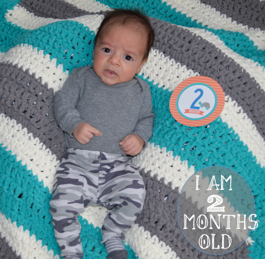 Baby baby s second month