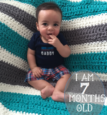 baby-is-seven-months-old
