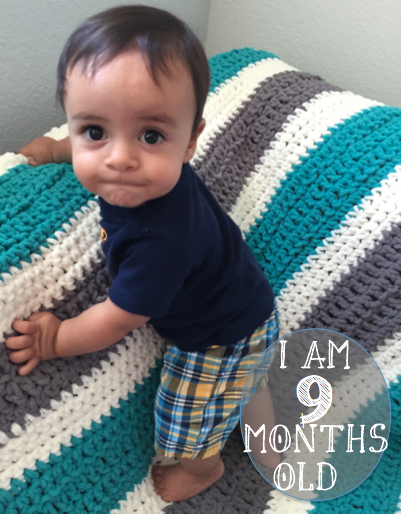 9-month-old