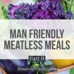 Man Friendly Meatless Meals: Part 2