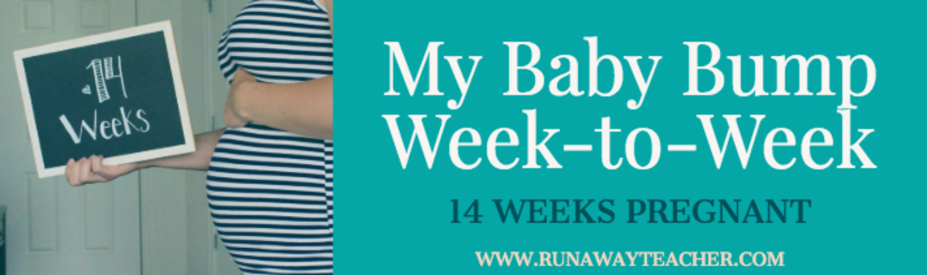 My Baby Bump Week-to-Week: 14 Weeks Pregnant