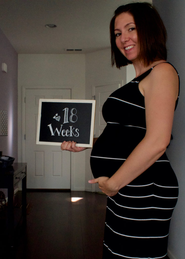 second pregnancy 18 weeks pregnant